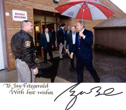 Jay-President-Bush